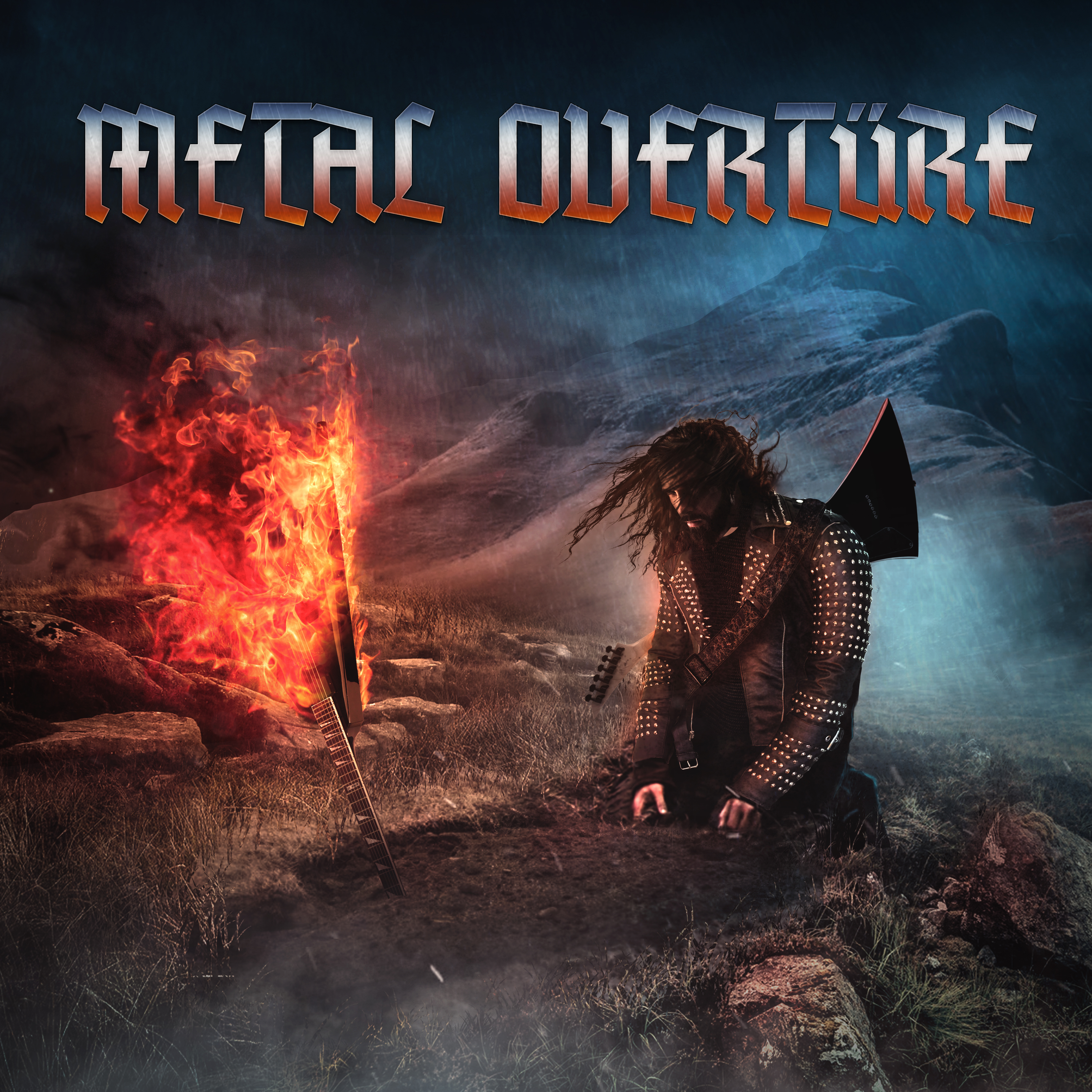 Metal Overture album cover